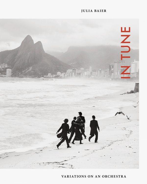 In Tune, bookcover, peperoni books, 2015