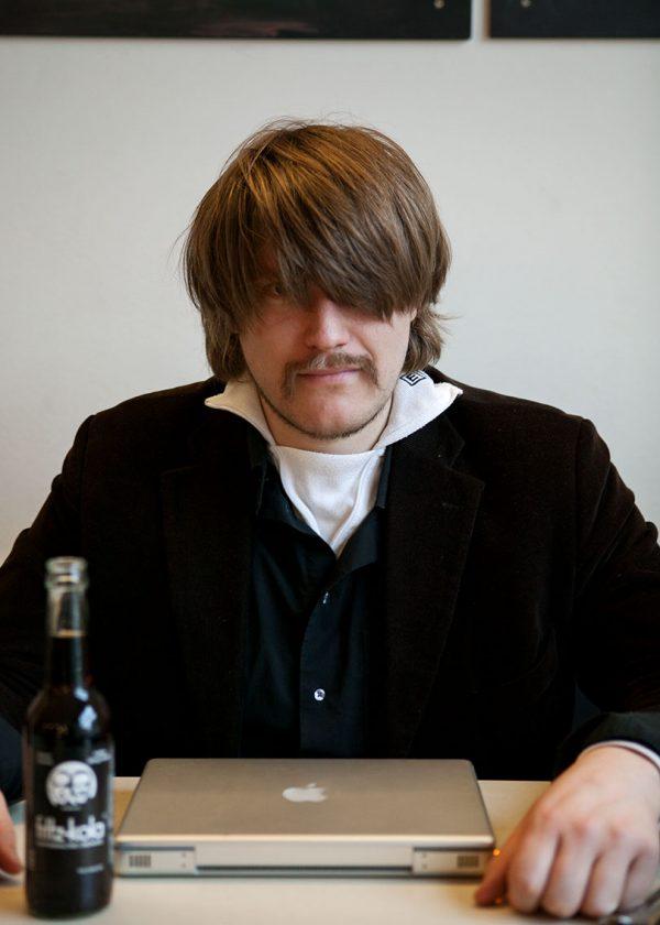 Sascha Lobo, journalist, for NEON Magazine