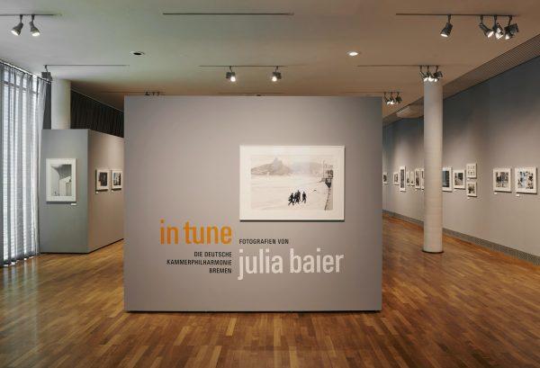 »In tune«, exhibition view, Focke-Museum Bremen, 2015