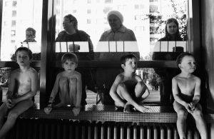 die öffentliche badeanstalt Foto: Julia Baier 2/2002 HB tenever (Die öffentliche Badeanstalt)