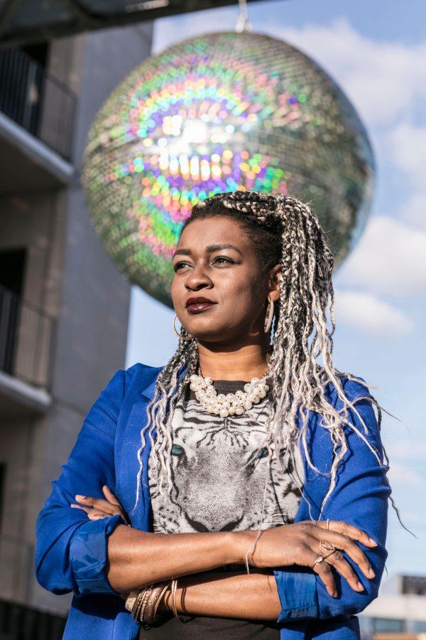 Achan Malonda, musician, for taz - die tageszeitung