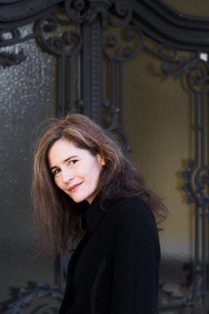 Natalie Knapp, Philosophin, Berlin 18.1.2016 (Portraits)