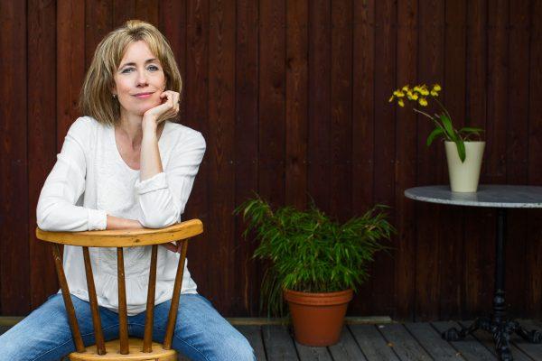 Charlotte Link, writer, for Flow Magazine