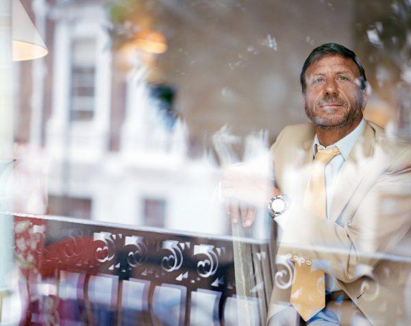 Sir Rocco Forte, hotelier, Mercedes Magazine