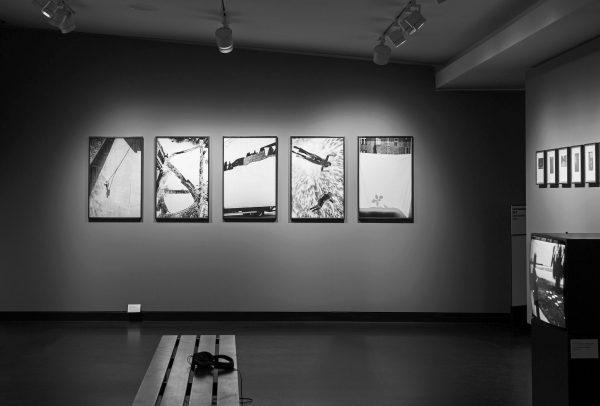 »Augen auf! 100 Jahre Leica Fotografie«, exhibition view, C/O Berlin, 2015