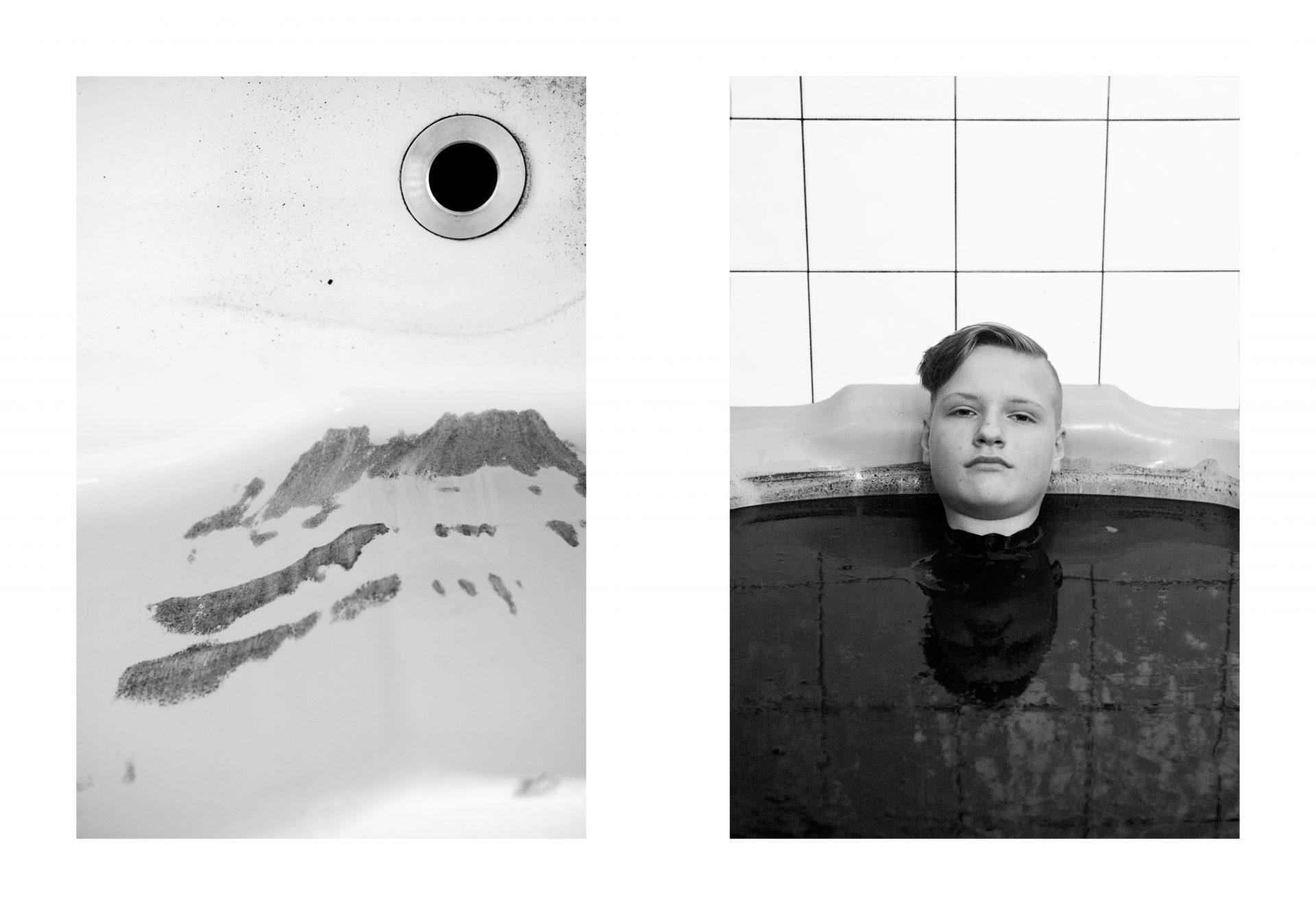 Dark Matter - Schlammbaden in Litauen (Black Matter)