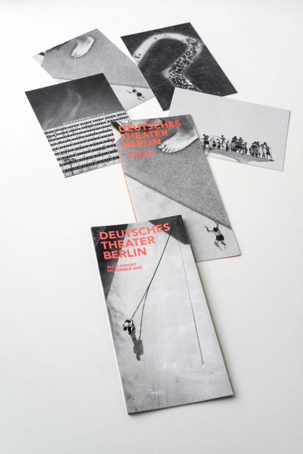 program booklets, postcards