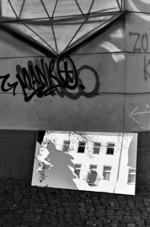 Berlin zu Zeiten von Corona (Die Decke über Berlin)
