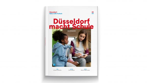 Düsseldorf macht Schule, Bildungskampagne
